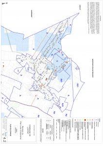 4.2 - Plan de zonage 1-2000